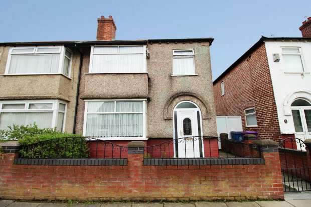 3 Bedrooms Semi Detached House for sale in Bull Lane, Liverpool, Merseyside, L9 8DB