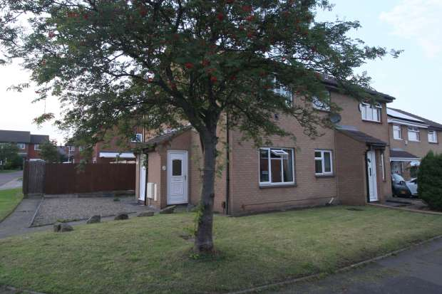 1 Bedroom Semi Detached House for sale in Banger Grove, Darlington, Durham, DL1 2XL