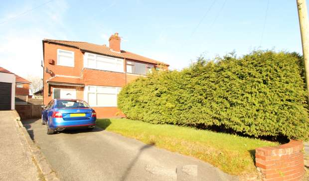 3 Bedrooms Semi Detached House for sale in Towncroft Avenue, Middleton, Greater Manchester, M24 5DB