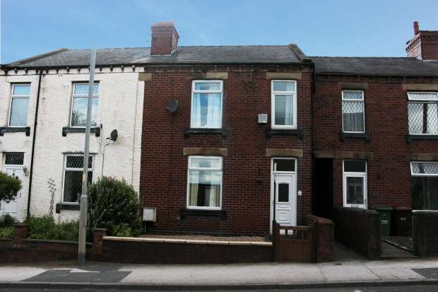 3 Bedrooms Terraced House for sale in Netherton Lane, Wakefield, West Yorkshire, WF4 4HH