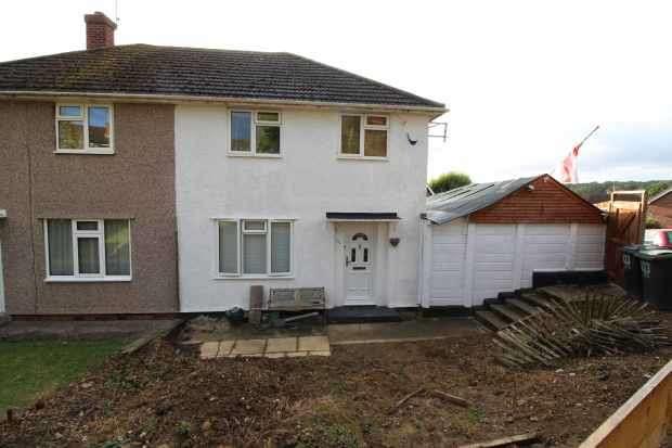3 Bedrooms Semi Detached House for sale in Hunt Road, Tonbridge, Kent, TN10 4BH