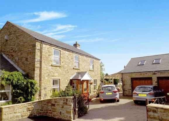 4 Bedrooms Detached House for sale in Hood Street, Bishop Auckland, Durham, DL13 1QP