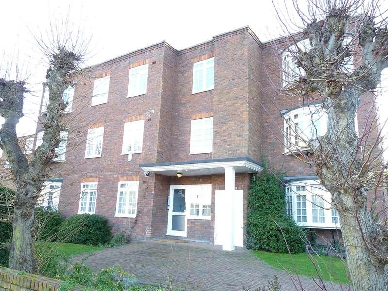 2 Bedrooms Flat for sale in Lawrie Park Gardens, SE26