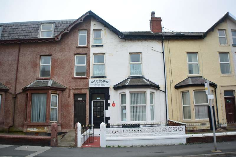 5 Bedrooms Commercial Property for sale in Dickson Road, North Shore, Blackpool, FY1 2ET