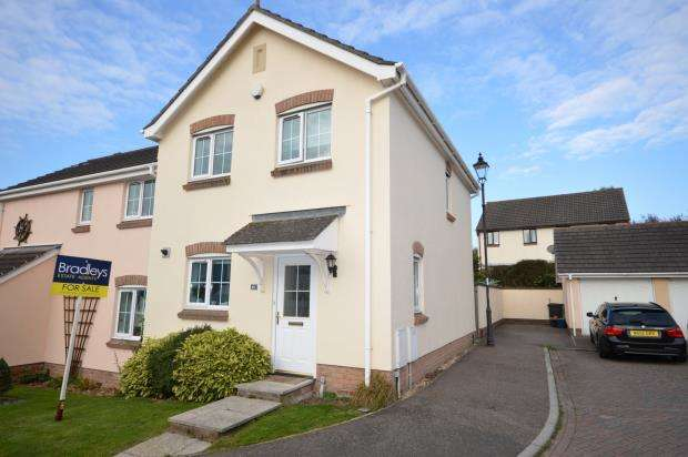3 Bedrooms Semi Detached House for sale in Knights Mead, Chudleigh Knighton, Chudleigh, Newton Abbot