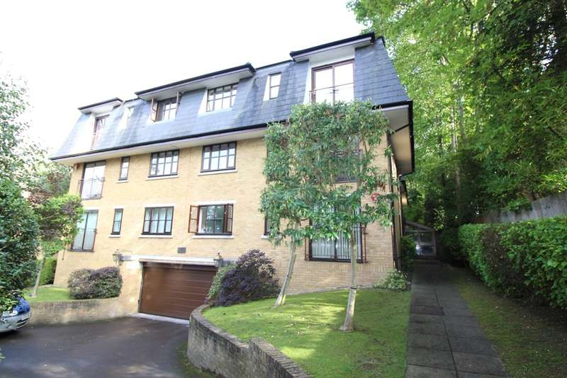 2 Bedrooms Flat for sale in 13 Cambridge Road, Bournemouth