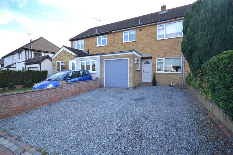 3 Bedrooms Terraced House for sale in Elizabeth Road, Pilgrims Hatch