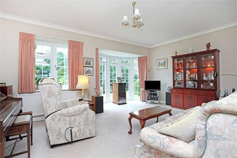 3 Bedrooms Terraced House for sale in The Rookery, Westcott, Dorking, Surrey, RH4