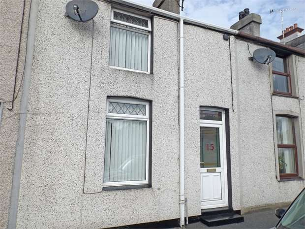 3 Bedrooms Terraced House for sale in Church Terrace, Llangefni, Anglesey