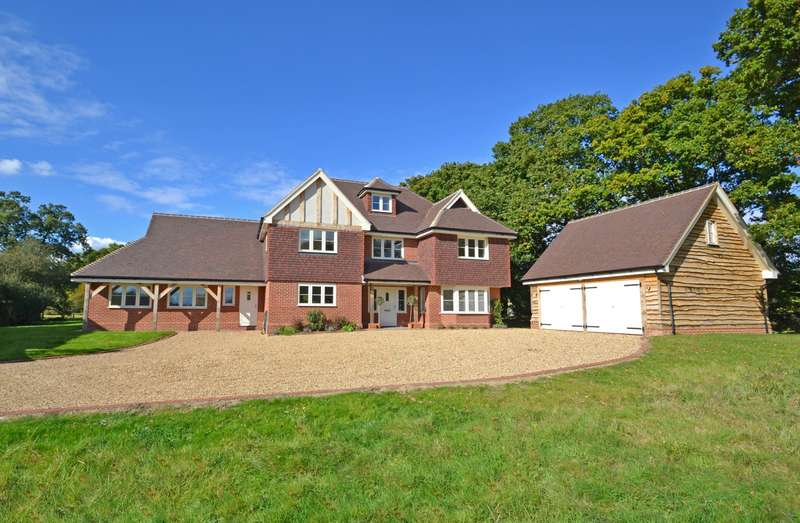 5 Bedrooms Detached House for sale in Hayes Lane, Slinfold, West Sussex, RH13