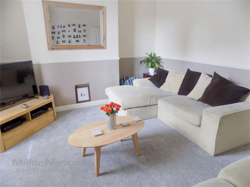 2 Bedrooms End Of Terrace House for sale in Wigan Road, Leigh, Lancashire