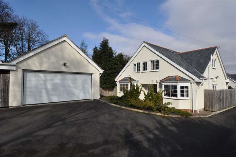4 Bedrooms Detached House for sale in Holmwood Gardens, West Kirby, Wirral