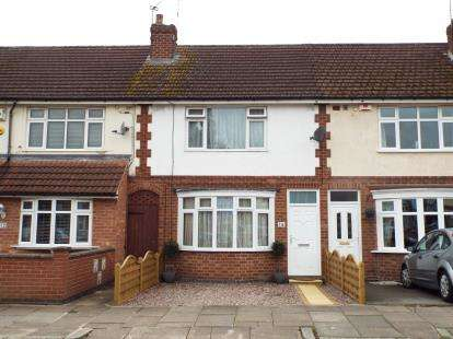 3 Bedrooms Terraced House for sale in St. Marys Avenue, Humberstone, Leicester, Leicestershire