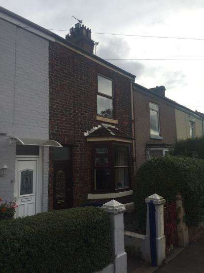 3 Bedrooms Terraced House for sale in Warrington Road, Widnes, Cheshire, WA8
