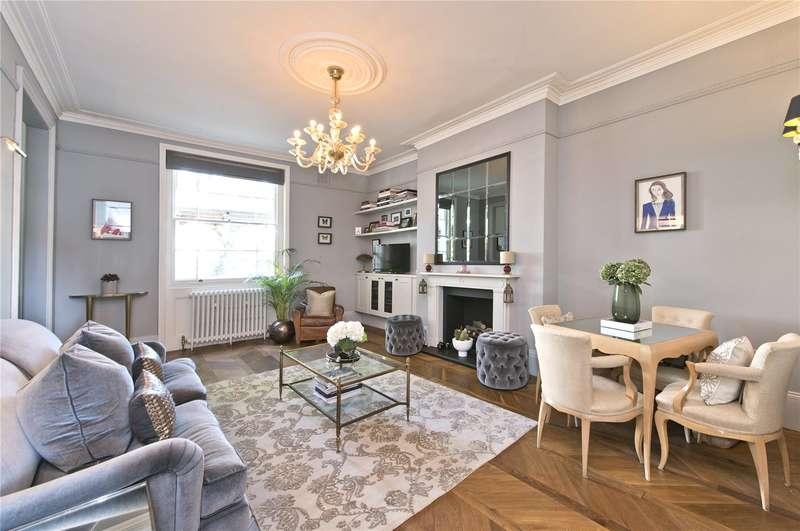 1 Bedroom Flat for sale in Clifton Villas, London, W9