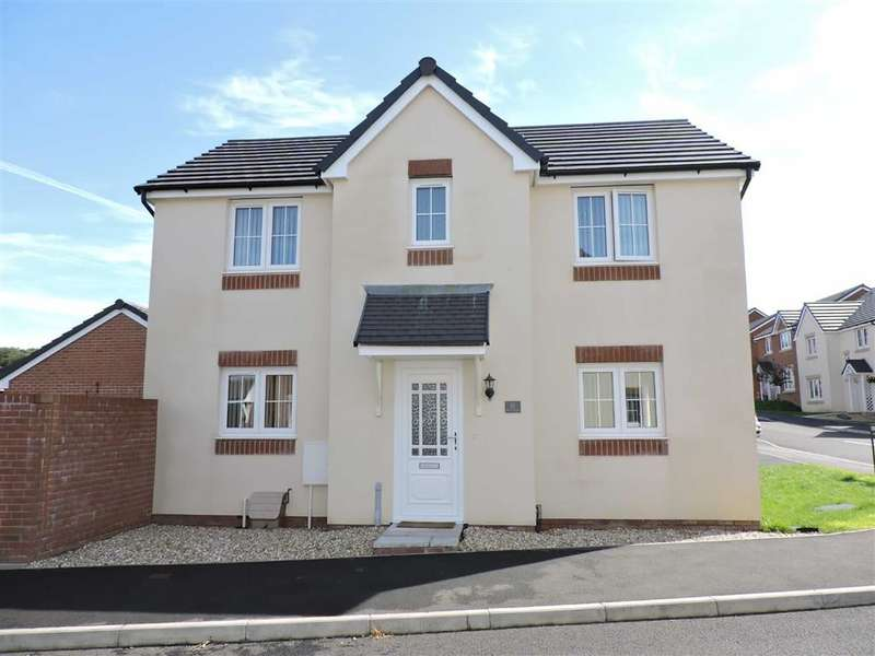 3 Bedrooms Property for sale in Min Yr Aber, Gorseinon