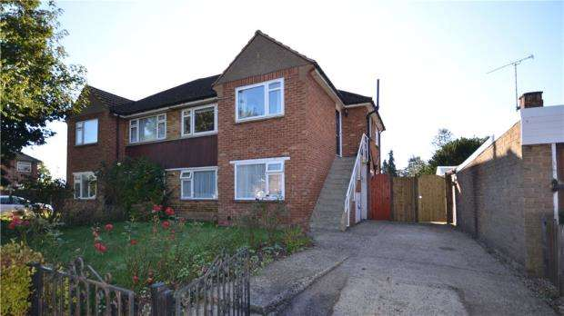 2 Bedrooms Maisonette Flat for sale in Moor Lane, Maidenhead, Berkshire