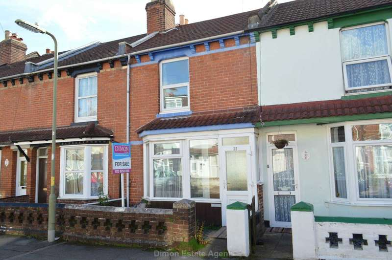 3 Bedrooms Terraced House for sale in Tintern Road, Gosport