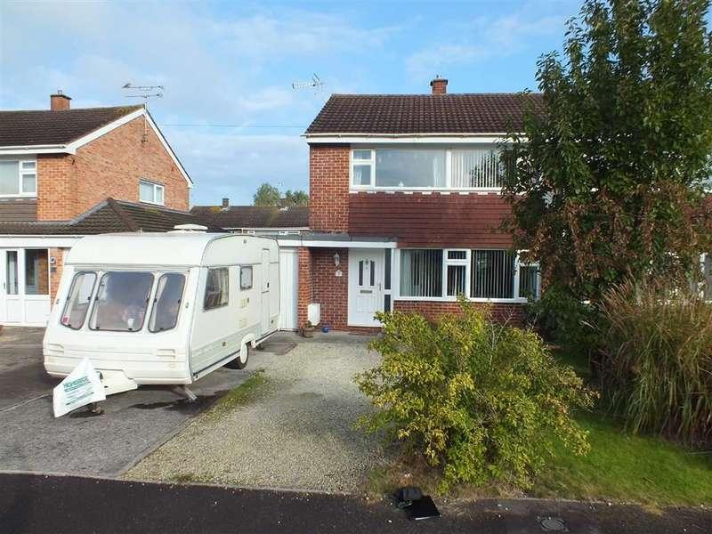 3 Bedrooms Property for sale in Slowgrove Close, Trowbridge, Wiltshire, BA14