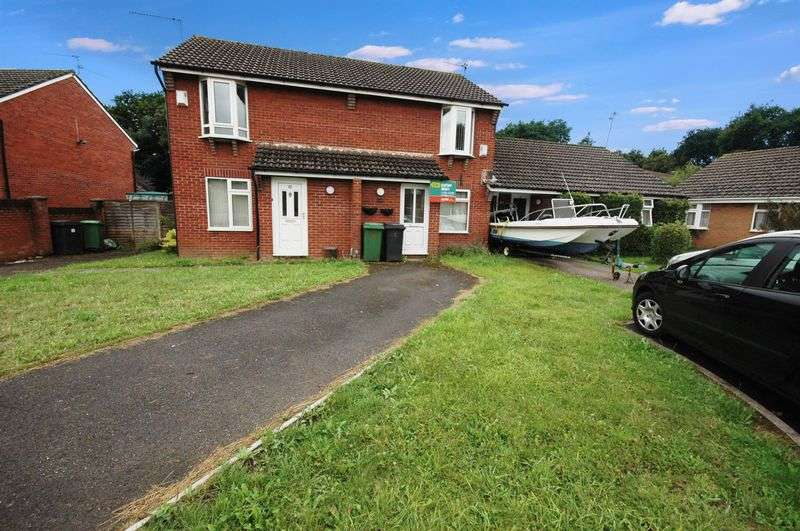 2 Bedrooms Terraced House for sale in Caspian Close, St. Mellons, Cardiff