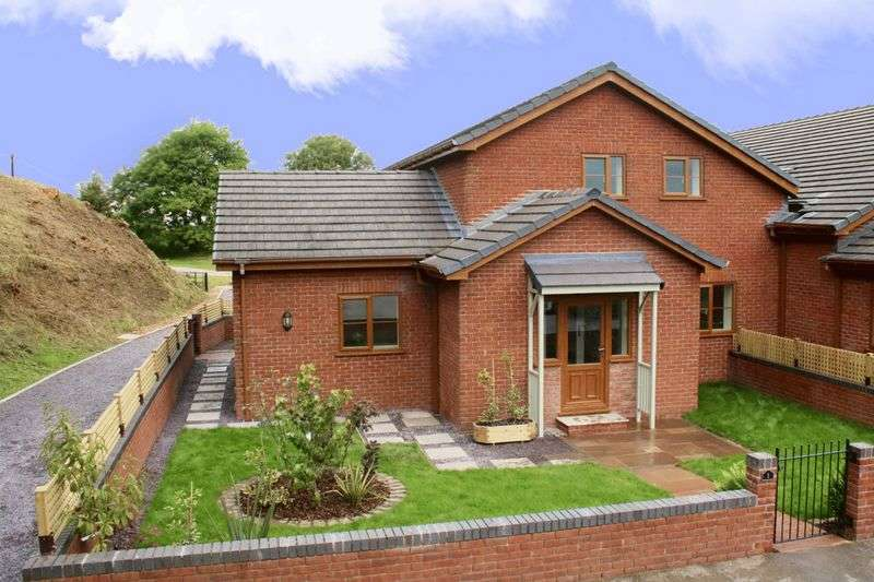 4 Bedrooms Mews House for sale in Milestone Court, Ruthin Road, Wrexham