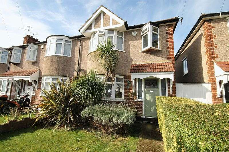 3 Bedrooms Terraced House for sale in Rosedene Avenue, Greenford