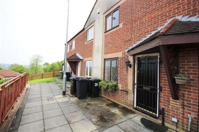 2 Bedrooms Terraced House for sale in Musgrave Rise, LS13