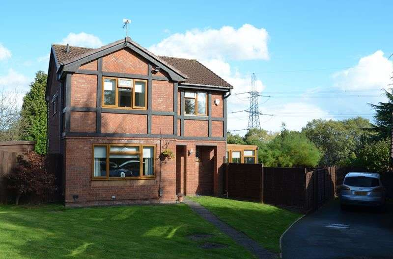 4 Bedrooms Detached House for sale in Elmore Close, Norton, Runcorn