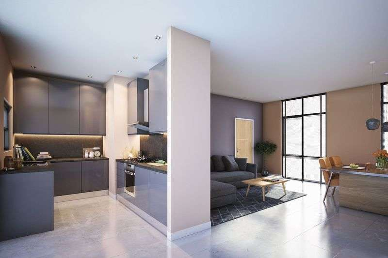 2 Bedrooms Flat for sale in New Chinatown, Great George Street, Liverpool