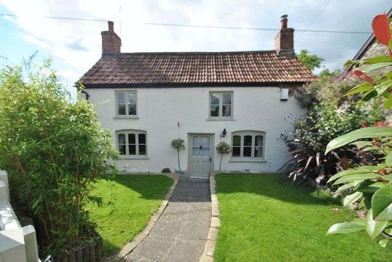 2 Bedrooms Cottage House for sale in Quab Lane, Wedmore