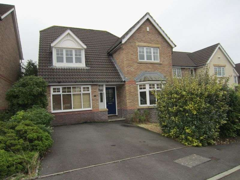 4 Bedrooms Detached House for sale in Marguerites Way Westfield Park Cardiff CF5 4QW