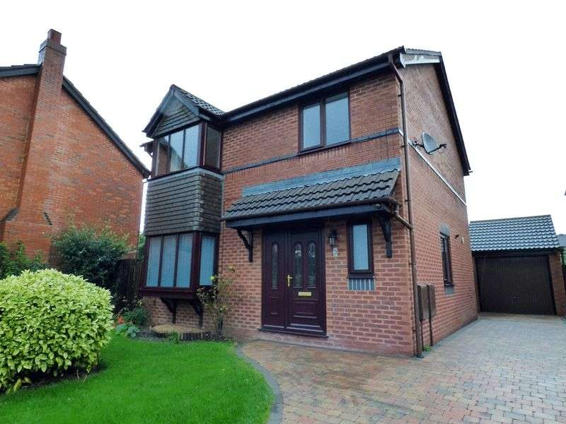 4 Bedrooms Detached House for sale in Trent Close, Morecambe