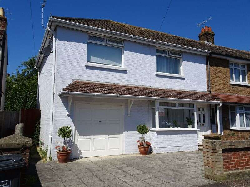 3 Bedrooms Terraced House for sale in St. Elmo Road, Worthing