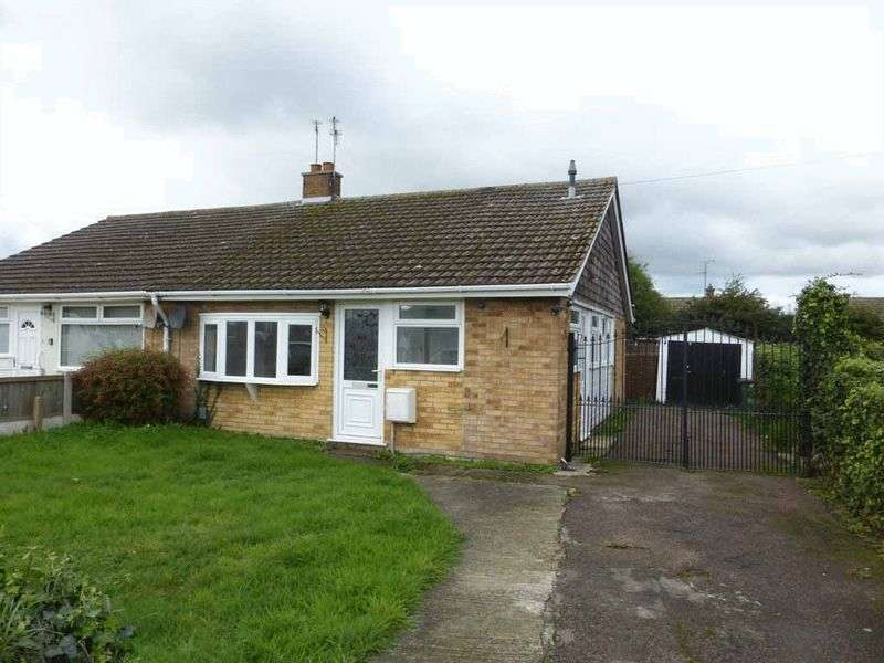 3 Bedrooms Semi Detached Bungalow for sale in Bradwell