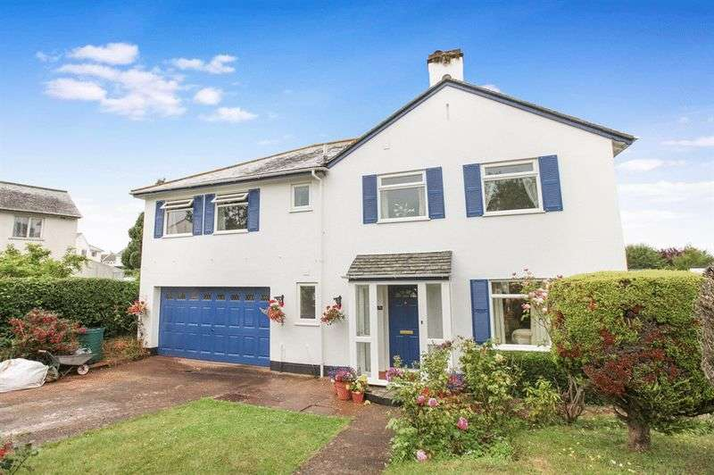 6 Bedrooms House for sale in TOR CLOSE, BROADSANDS, PAIGNTON.