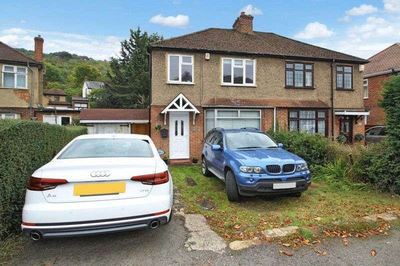 3 Bedrooms Semi Detached House for sale in Lane End Road, High Wycombe