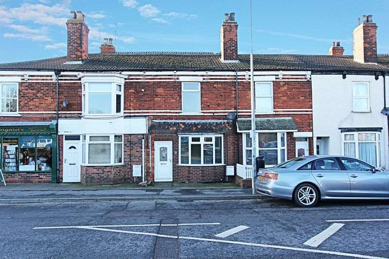 2 Bedrooms Terraced House for sale in Waterside Road, Barton-upon-Humber