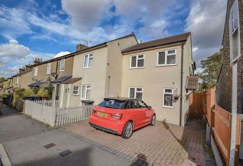 2 Bedrooms Terraced House for sale in Redan Road, Ware