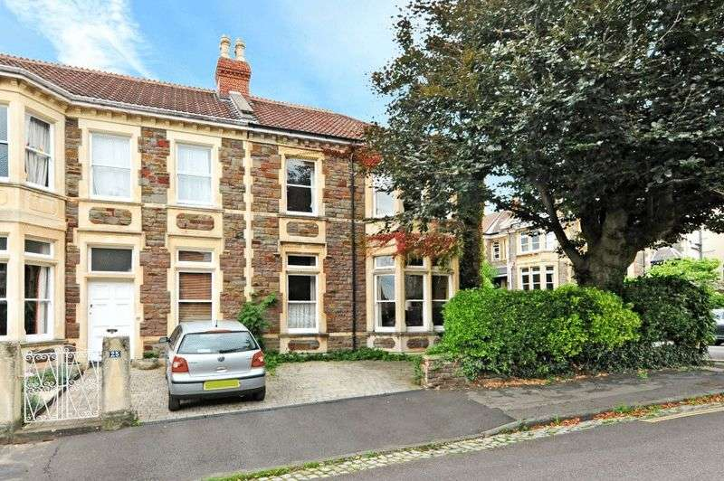 5 Bedrooms Semi Detached House for sale in Ravenswood Road, Redland