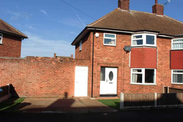 3 Bedrooms Semi Detached House for sale in Trinity Road, Retford, Nottinghamshire, DN22 7QB