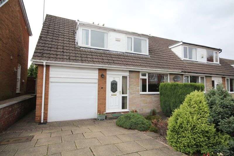 3 Bedrooms Semi Detached House for sale in SEYMOUR GROVE, Craiglands, Rochdale OL16 4RB