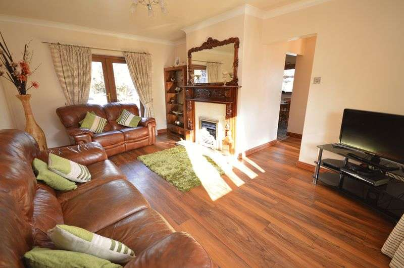 3 Bedrooms Semi Detached House for sale in Hanover Street, Thurnscoe, Rotherham