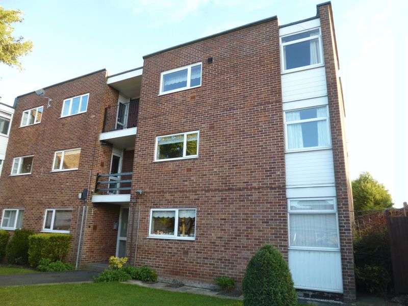 1 Bedroom Flat for sale in The Nook, Nuneaton