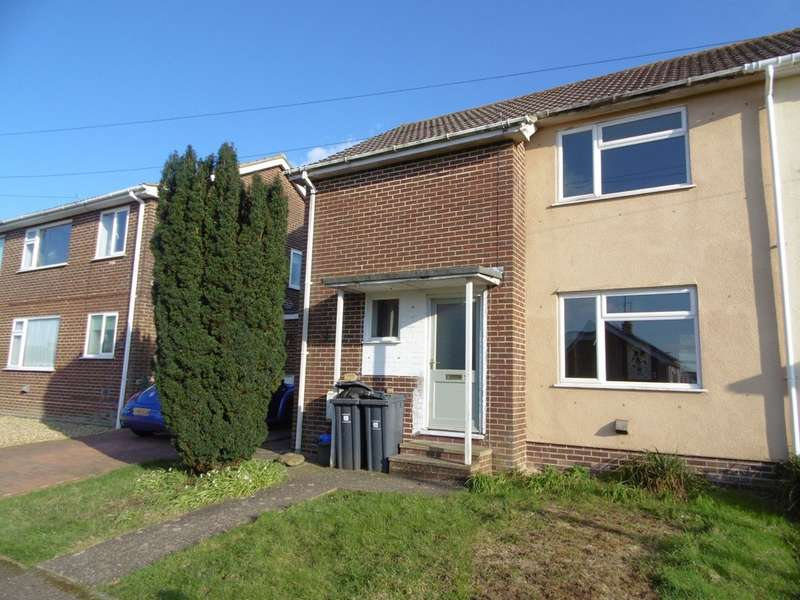 4 Bedrooms Semi Detached House for sale in Cunningham Avenue, Axminster