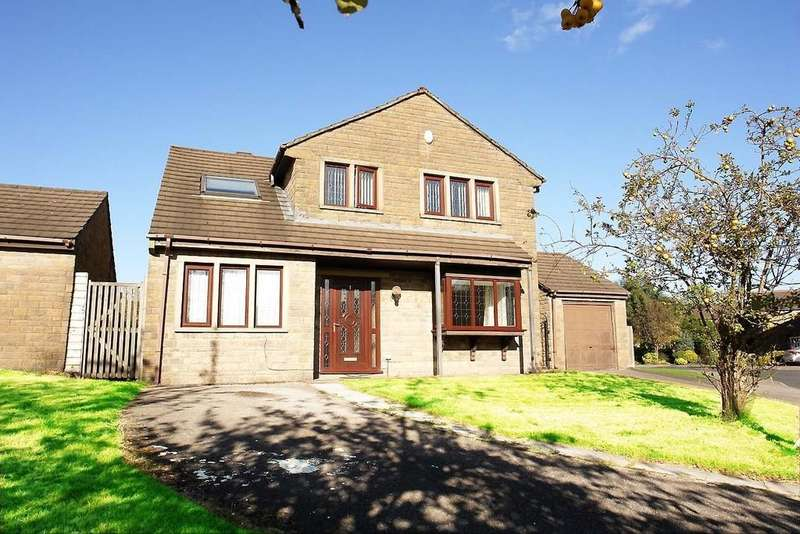 4 Bedrooms Detached House for sale in 1 Chapelway Gardens, Royton
