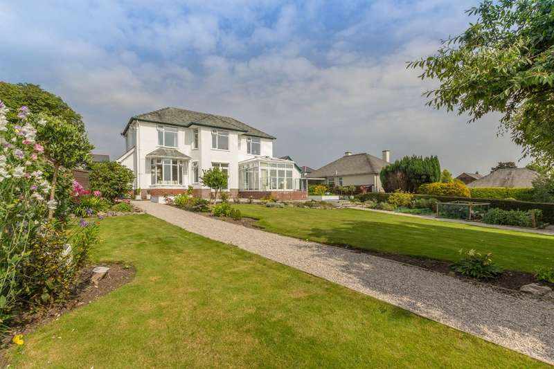 3 Bedrooms Detached House for sale in 14 Carter Road, Grange-over-Sands