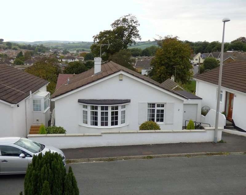 2 Bedrooms Detached Bungalow for sale in Marguerite Close, Newton Abbot