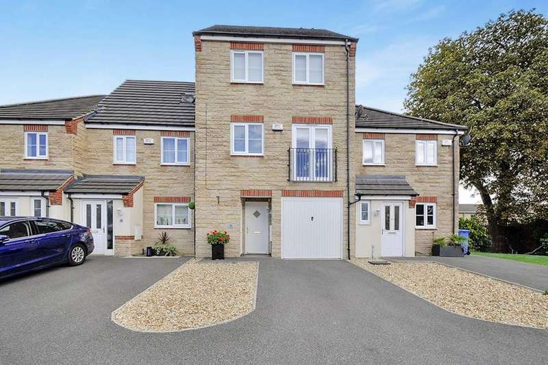 4 Bedrooms Property for sale in Ecclesfield Mews, Ecclesfield, Sheffield, S35