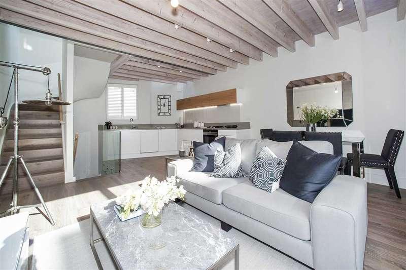 3 Bedrooms House for sale in Linen Mews, Jeddo Road, Shepherd's Bush