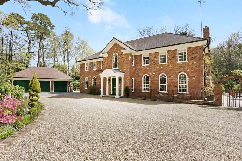 6 Bedrooms Detached House for sale in Nightingales Lane, Chalfont St. Giles, Buckinghamshire, HP8